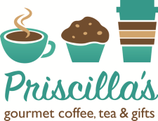 Priscilla's Gourmet Coffee, Tea & Gifts